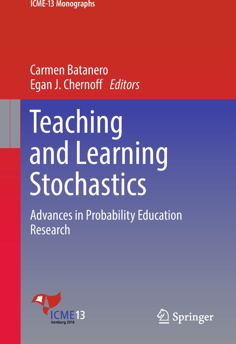 Batanero, Carmen - Teaching and Learning Stochastics, ebook