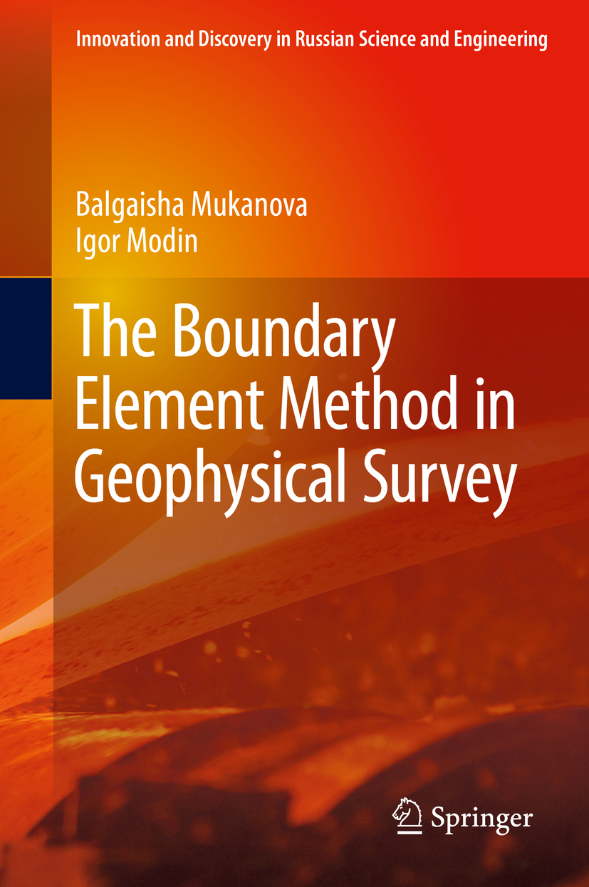Modin, Igor - The Boundary Element Method in Geophysical Survey, ebook