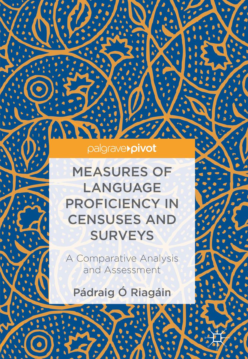 Riagáin, Pádraig Ó - Measures of Language Proficiency in Censuses and Surveys, ebook