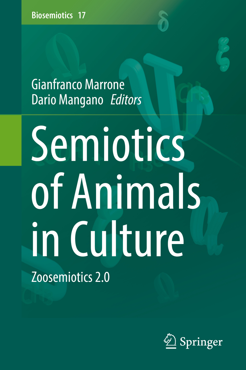 Mangano, Dario - Semiotics of Animals in Culture, e-kirja