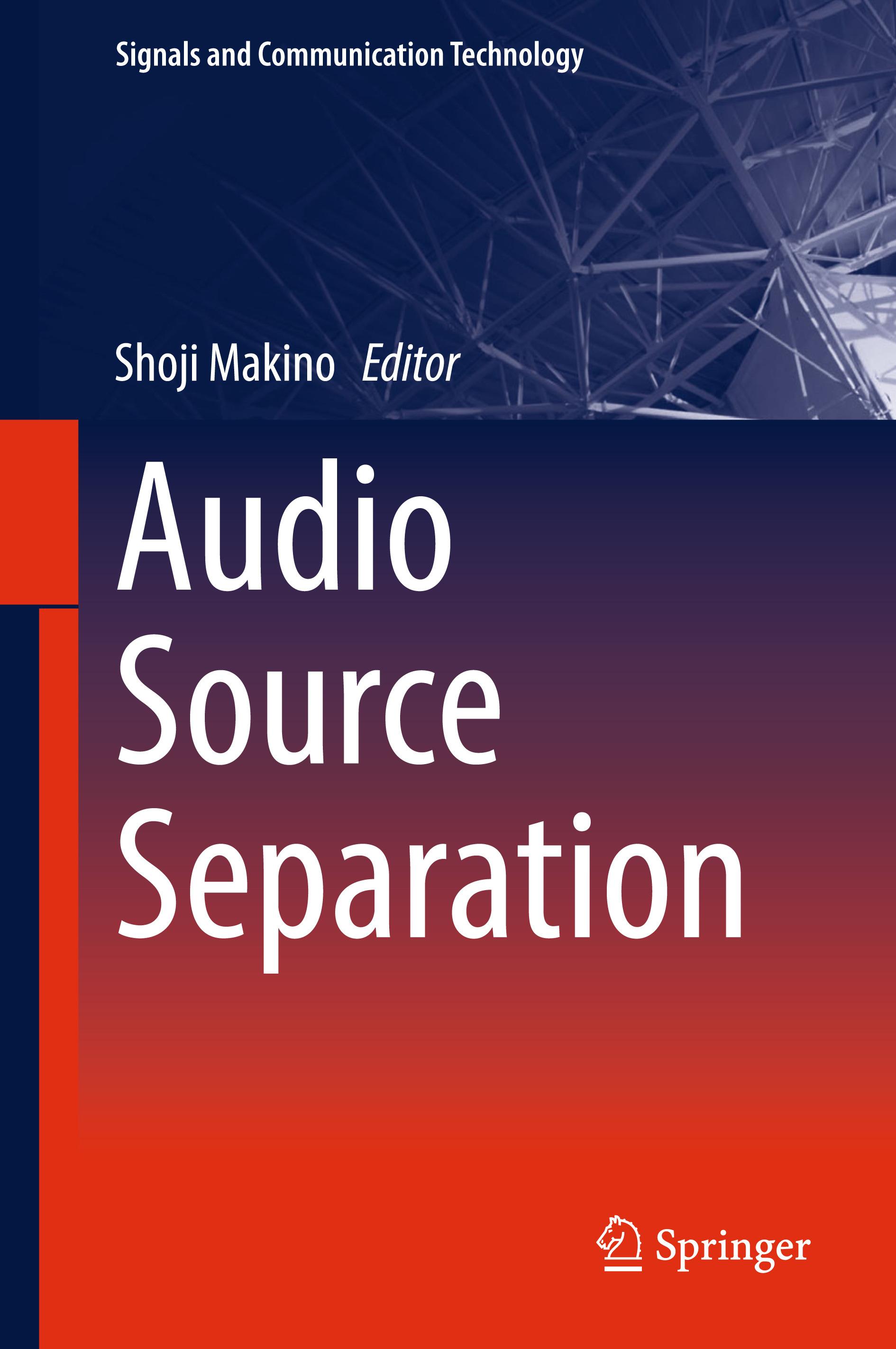 Makino, Shoji - Audio Source Separation, ebook