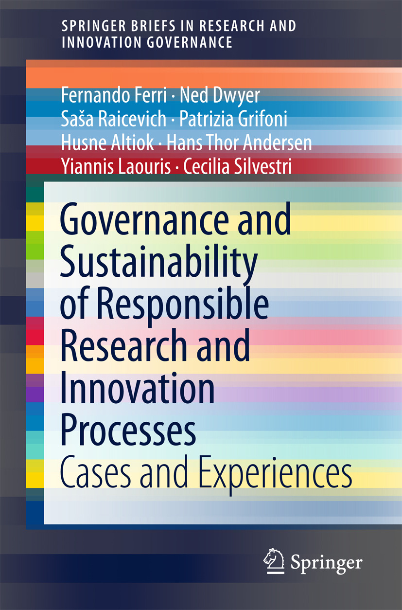 Altiok, Husne - Governance and Sustainability of Responsible Research and Innovation Processes, ebook