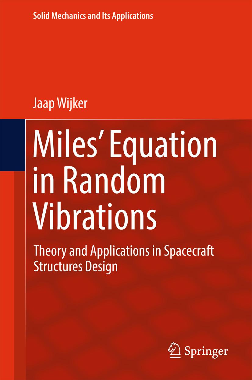 Wijker, Jaap - Miles' Equation in Random Vibrations, ebook