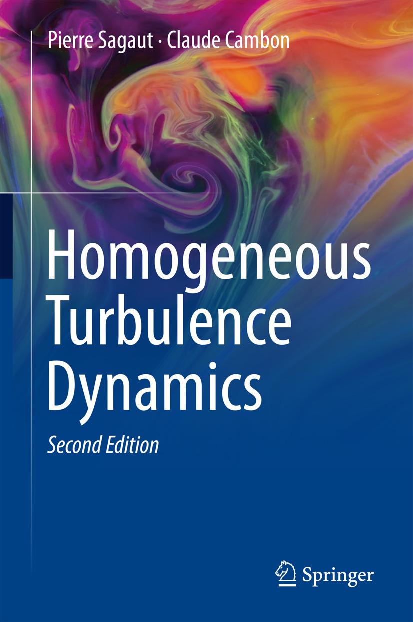 Cambon, Claude - Homogeneous Turbulence Dynamics, ebook