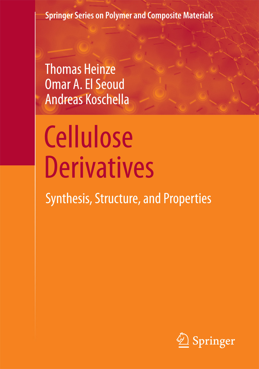 Heinze, Thomas - Cellulose Derivatives, ebook