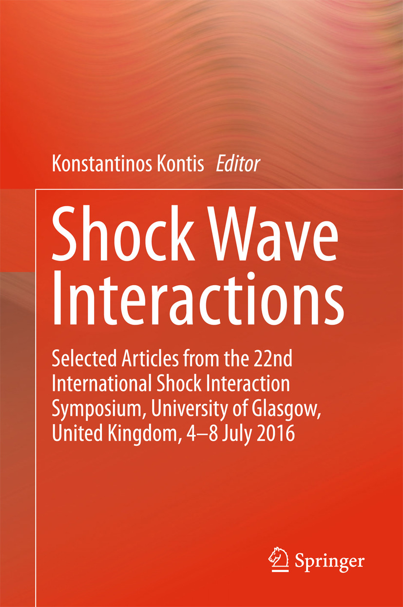 Kontis, Konstantinos - Shock Wave Interactions, ebook