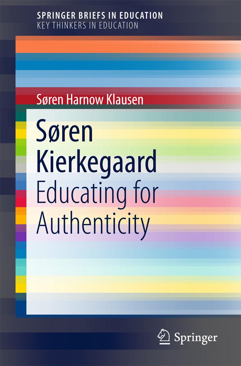 Klausen, Søren Harnow - Søren Kierkegaard, ebook