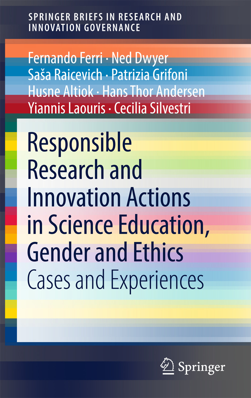 Altiok, Husne - Responsible Research and Innovation Actions in Science Education, Gender and Ethics, ebook
