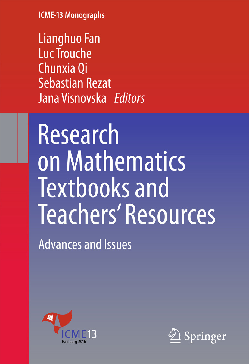 Fan, Lianghuo - Research on Mathematics Textbooks and Teachers' Resources, ebook
