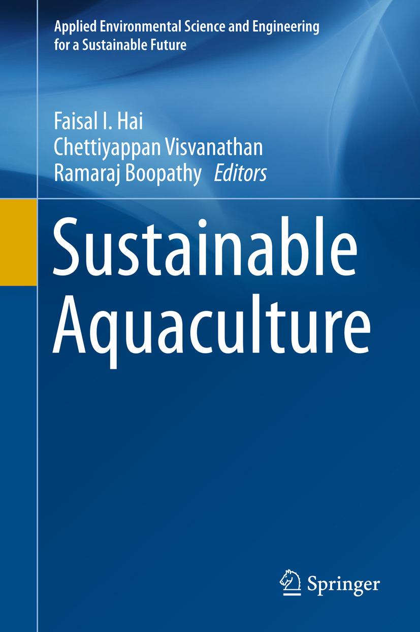 Boopathy, Ramaraj - Sustainable Aquaculture, ebook