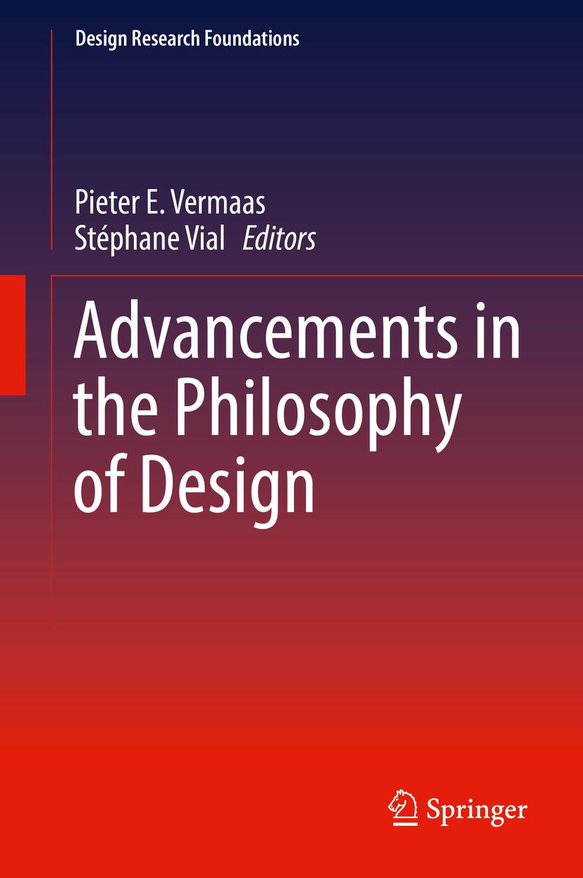 Vermaas, Pieter E. - Advancements in the Philosophy of Design, ebook