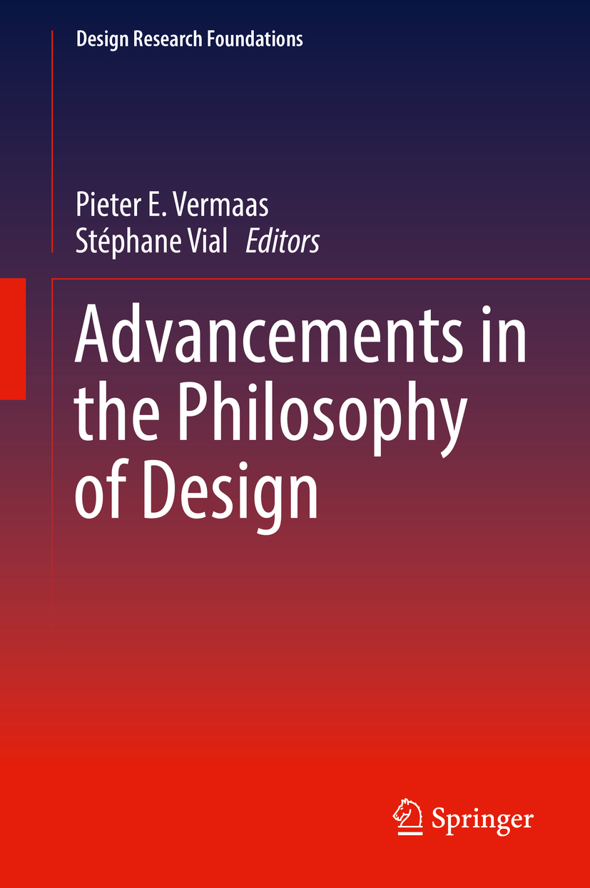 Vermaas, Pieter E. - Advancements in the Philosophy of Design, e-bok