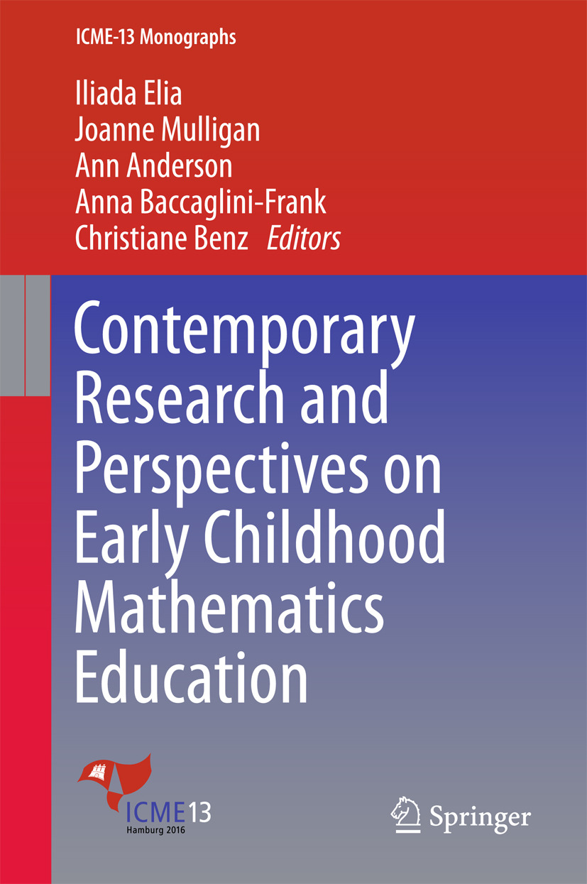 Anderson, Ann - Contemporary Research and Perspectives on Early Childhood Mathematics Education, ebook