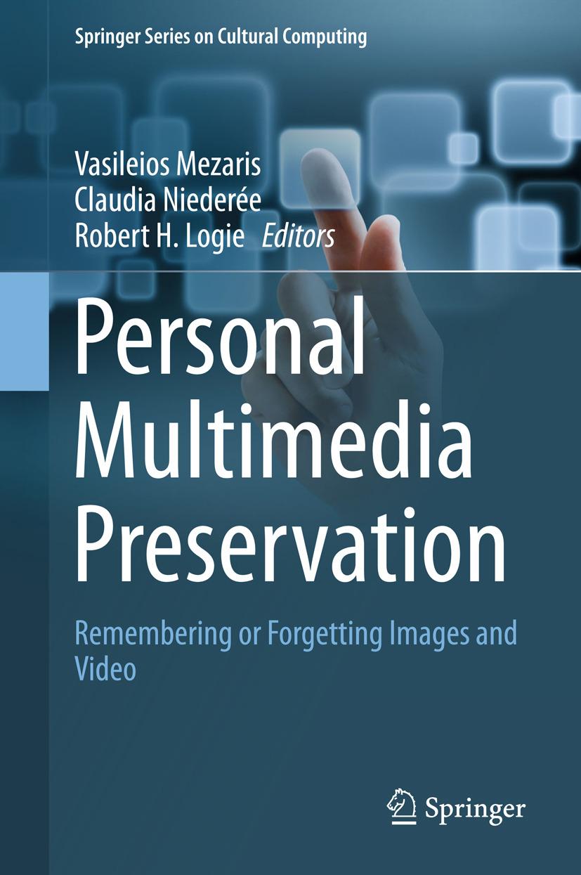 Logie, Robert H. - Personal Multimedia Preservation, ebook