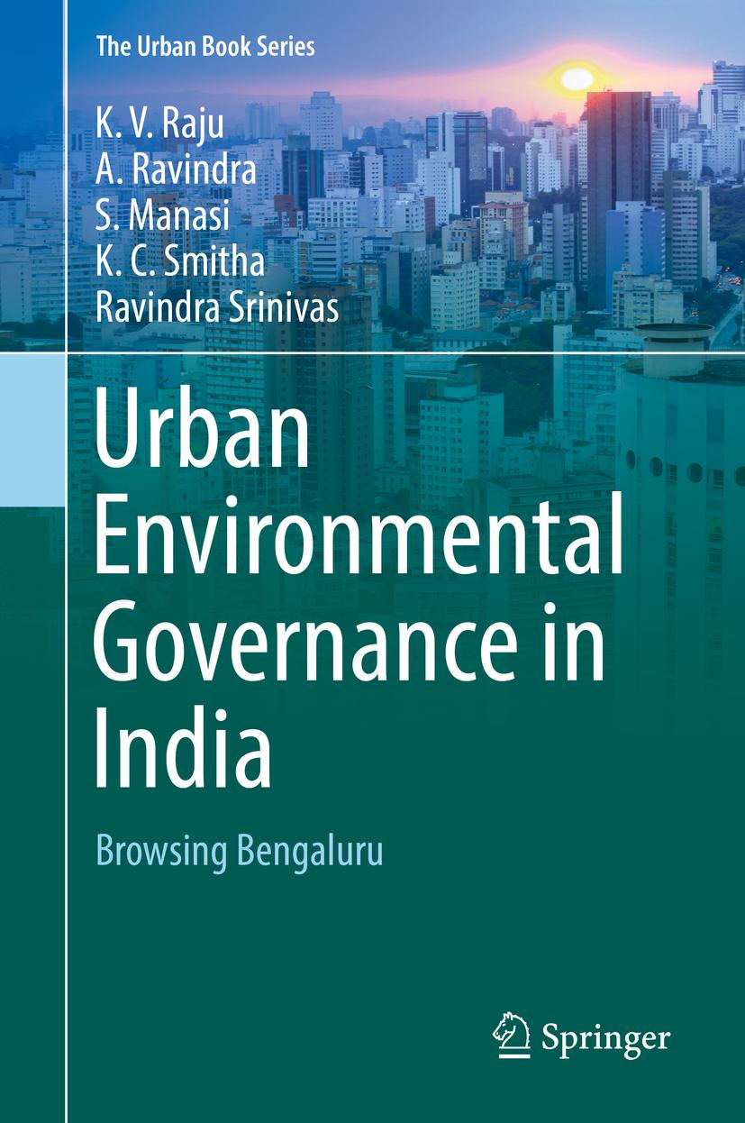 Manasi, S. - Urban Environmental Governance in India, ebook