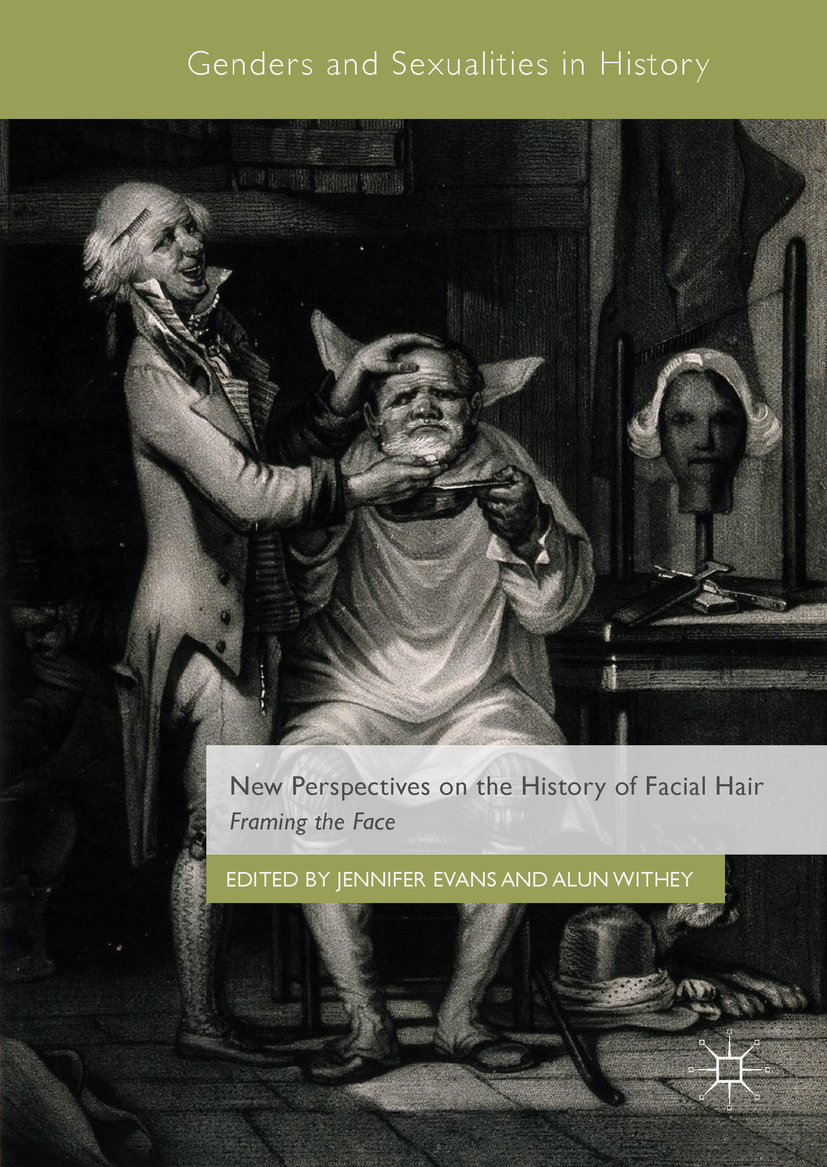 Evans, Jennifer - New Perspectives on the History of Facial Hair, ebook