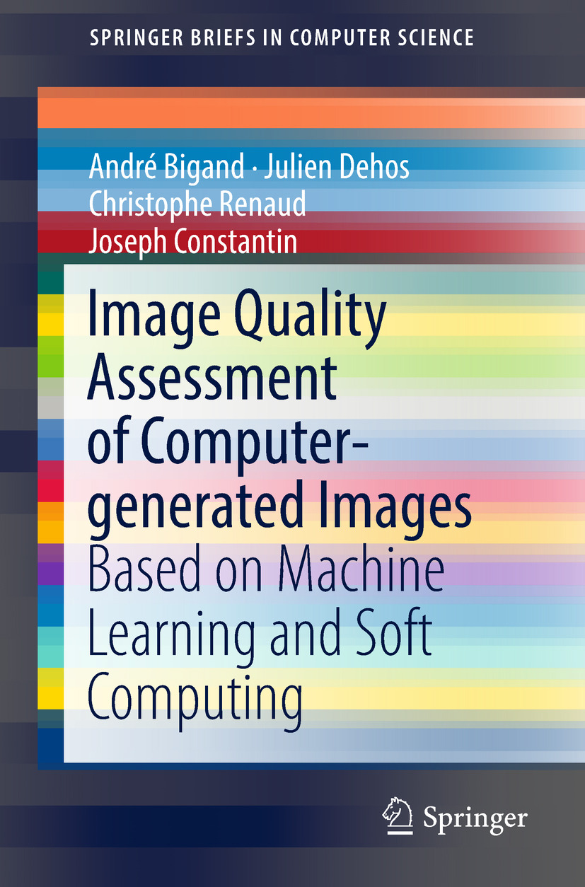 Bigand, André - Image Quality Assessment of Computer-generated Images, ebook