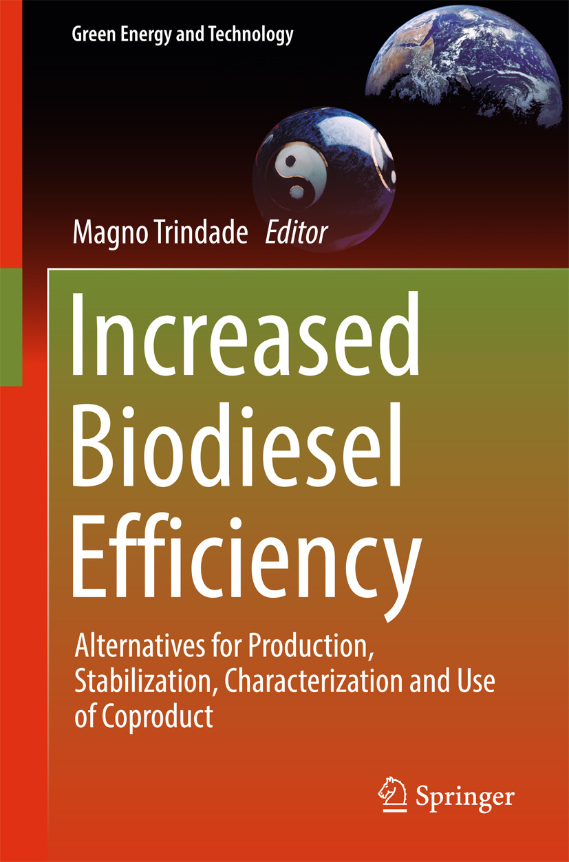 Trindade, Magno - Increased Biodiesel Efficiency, ebook