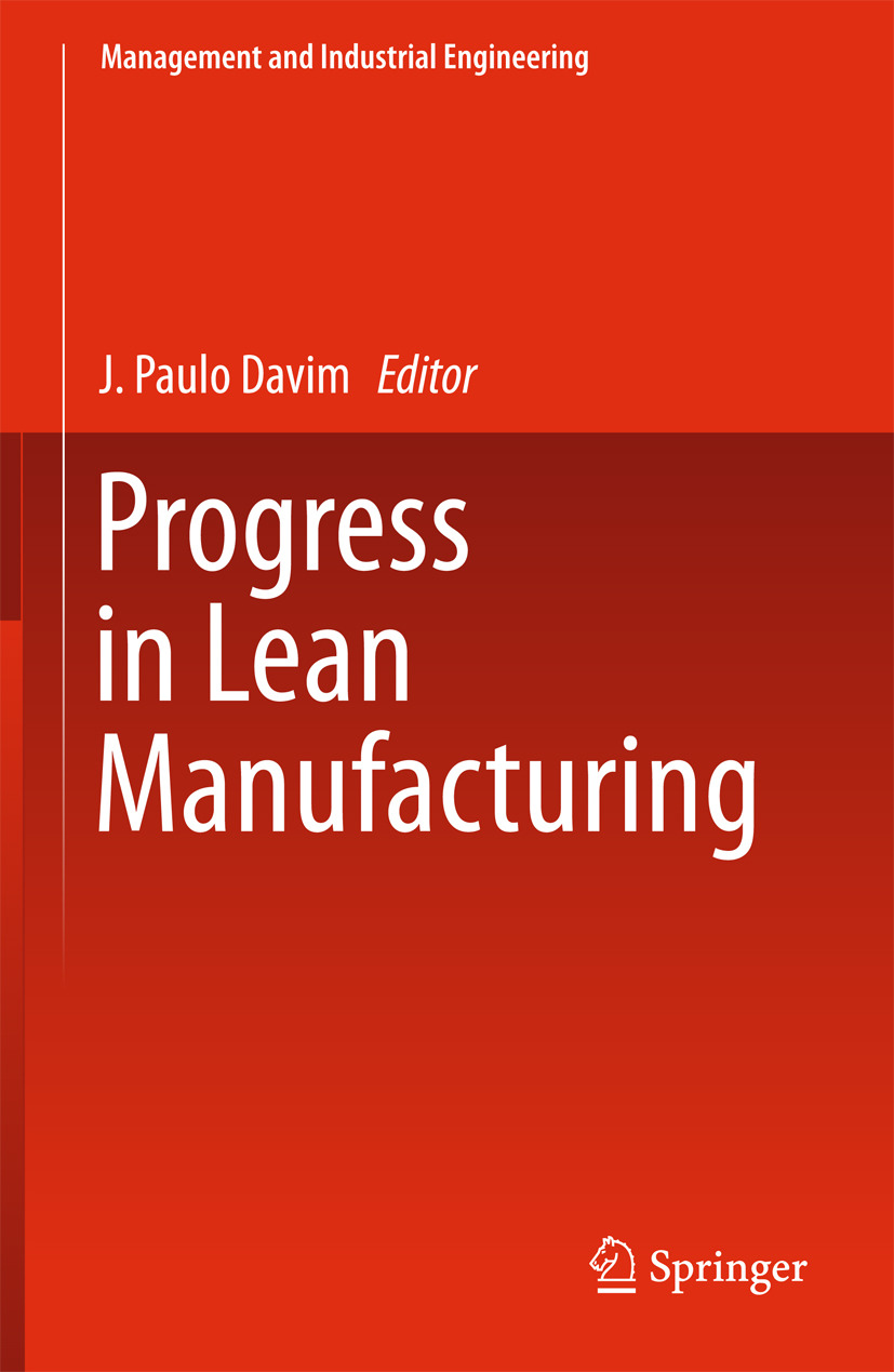 Davim, J. Paulo - Progress in Lean Manufacturing, ebook