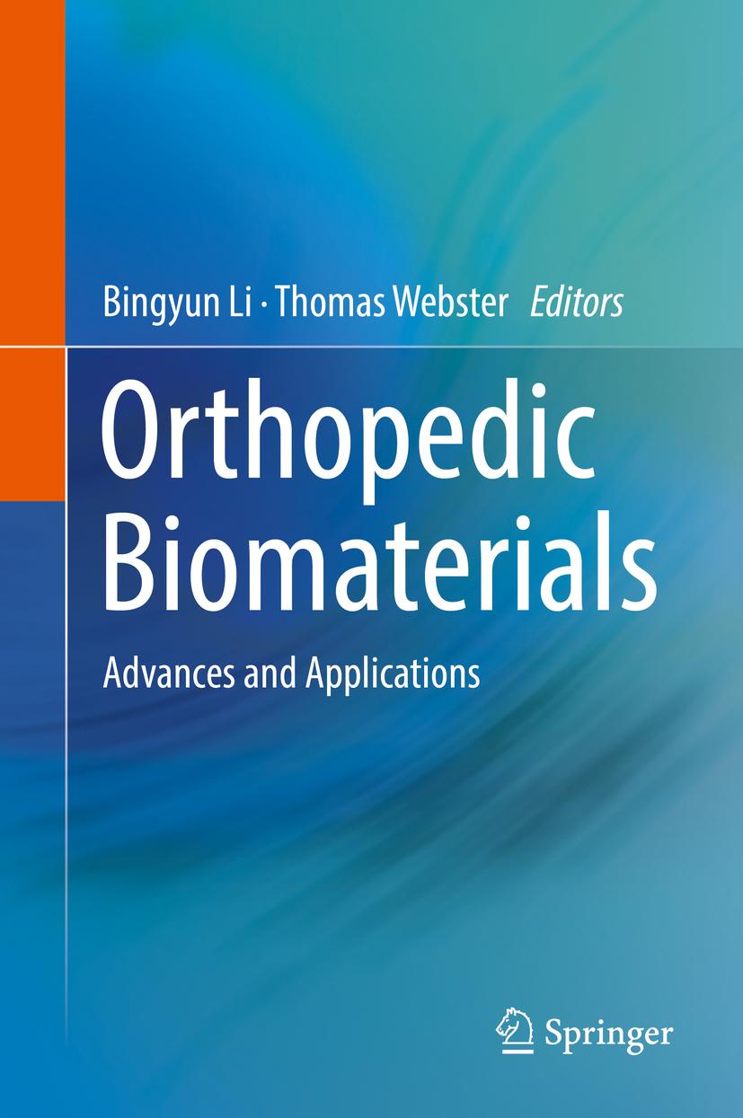 Li, Bingyun - Orthopedic Biomaterials, ebook
