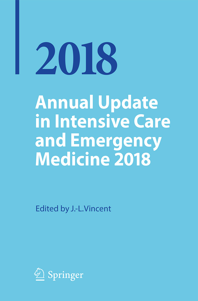 Vincent, Jean-Louis - Annual Update in Intensive Care and Emergency Medicine 2018, e-bok