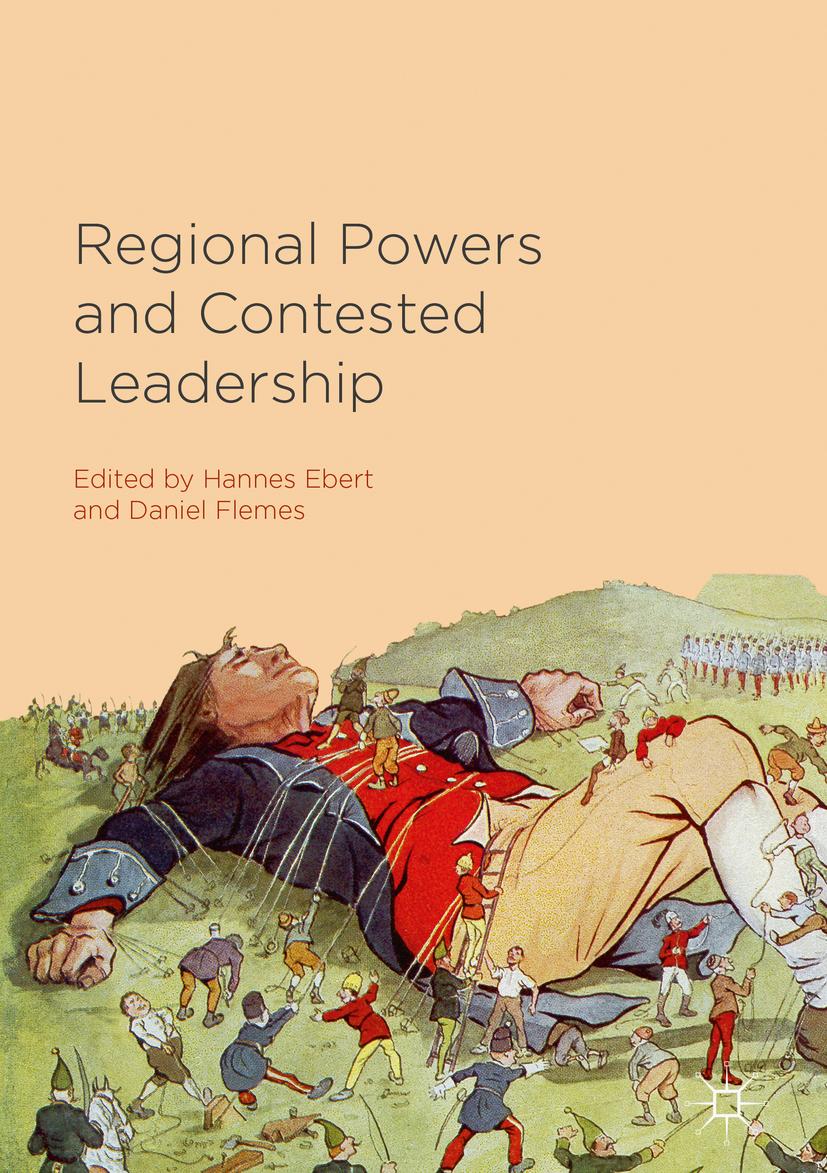 Ebert, Hannes - Regional Powers and Contested Leadership, ebook