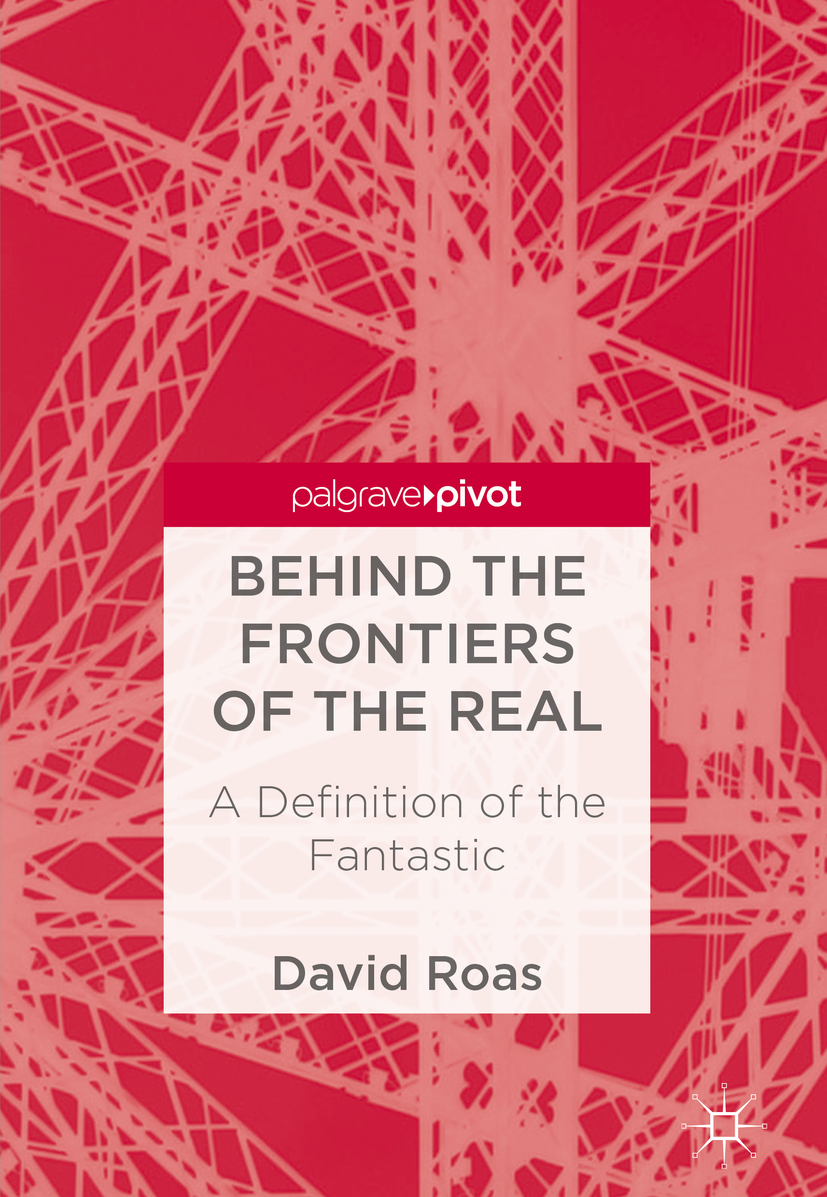 Roas, David - Behind the Frontiers of the Real, e-bok