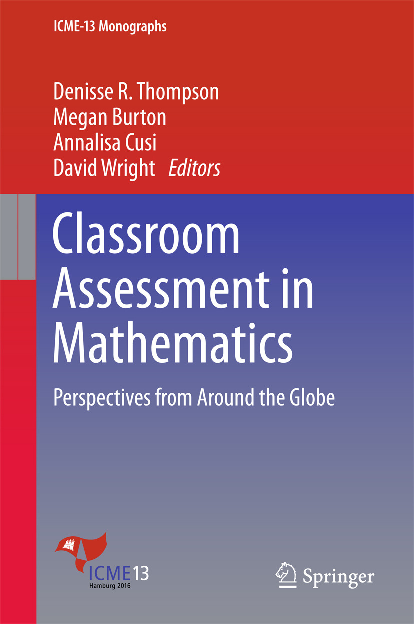Burton, Megan - Classroom Assessment in Mathematics, ebook