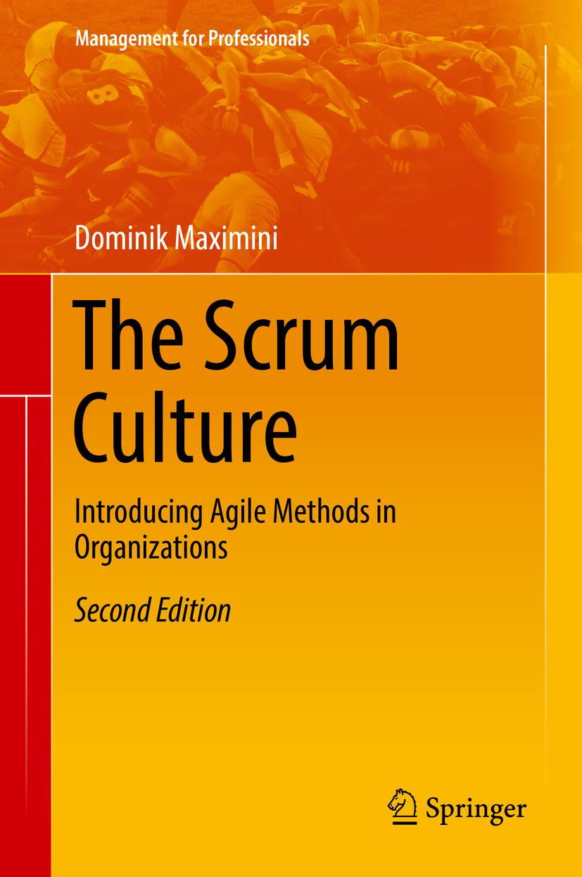 Maximini, Dominik - The Scrum Culture, ebook