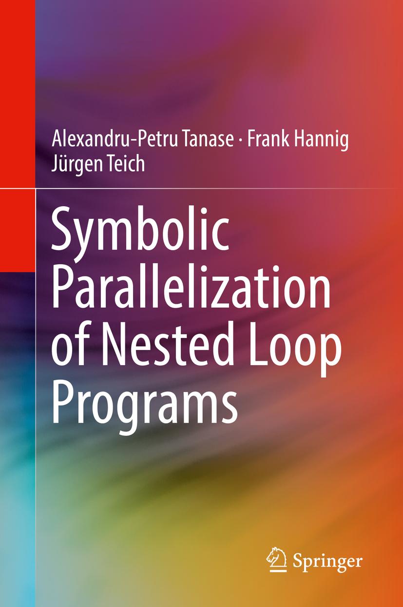 Hannig, Frank - Symbolic Parallelization of Nested Loop Programs, ebook
