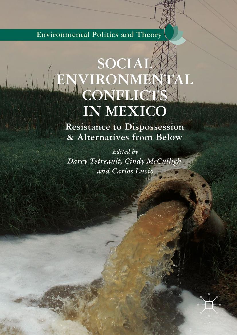 Lucio, Carlos - Social Environmental Conflicts in Mexico, ebook