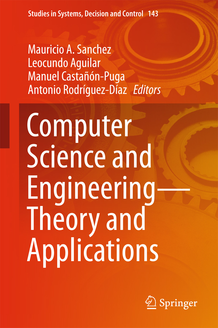 Aguilar, Leocundo - Computer Science and Engineering—Theory and Applications, e-bok