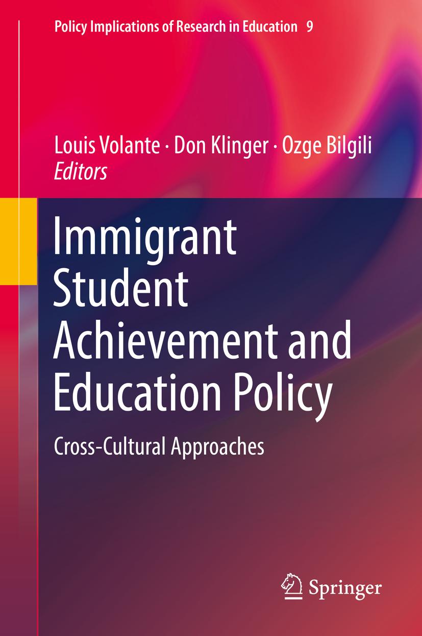 Bilgili, Ozge - Immigrant Student Achievement and Education Policy, ebook