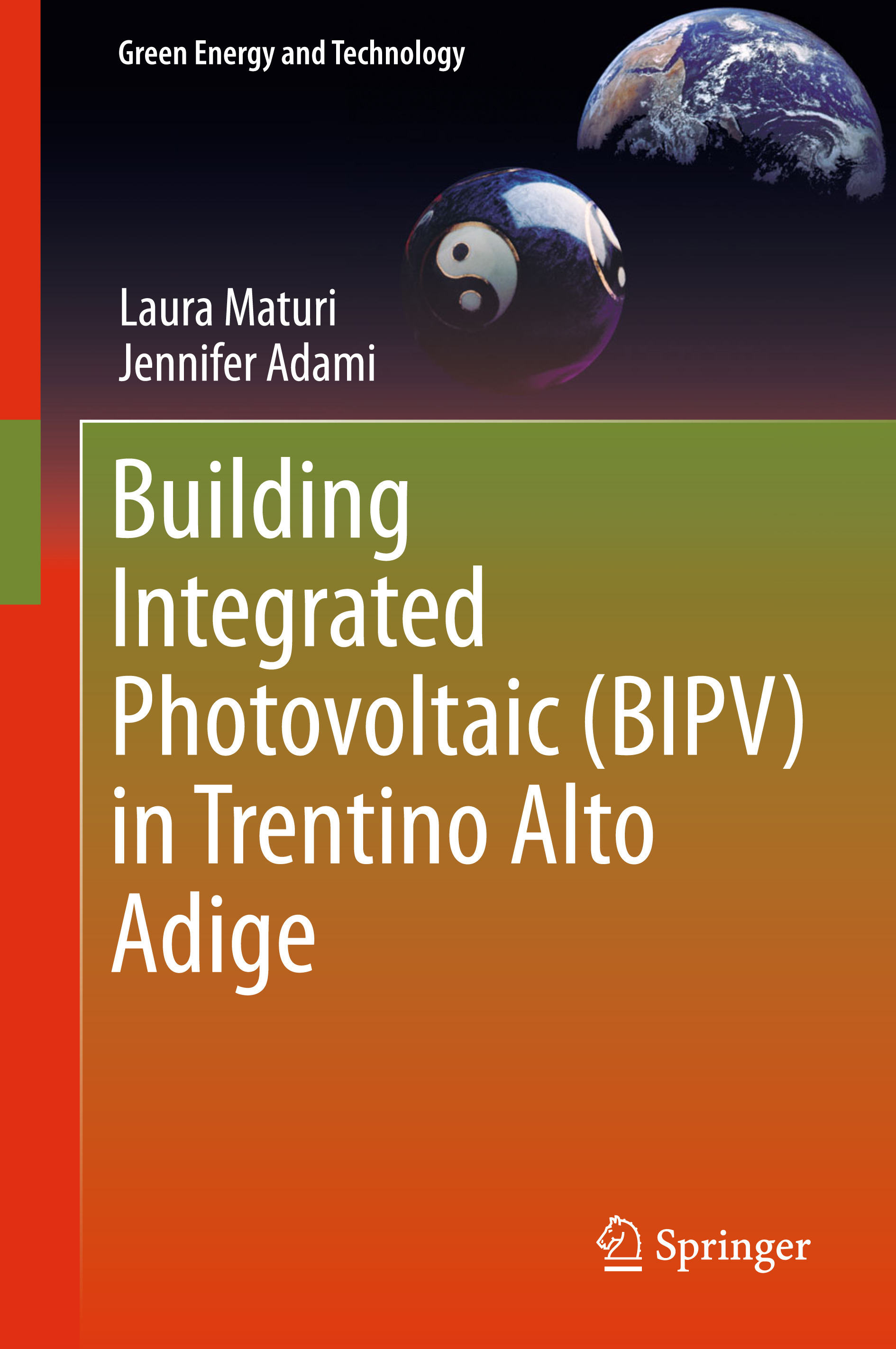Adami, Jennifer - Building Integrated Photovoltaic (BIPV) in Trentino Alto Adige, ebook