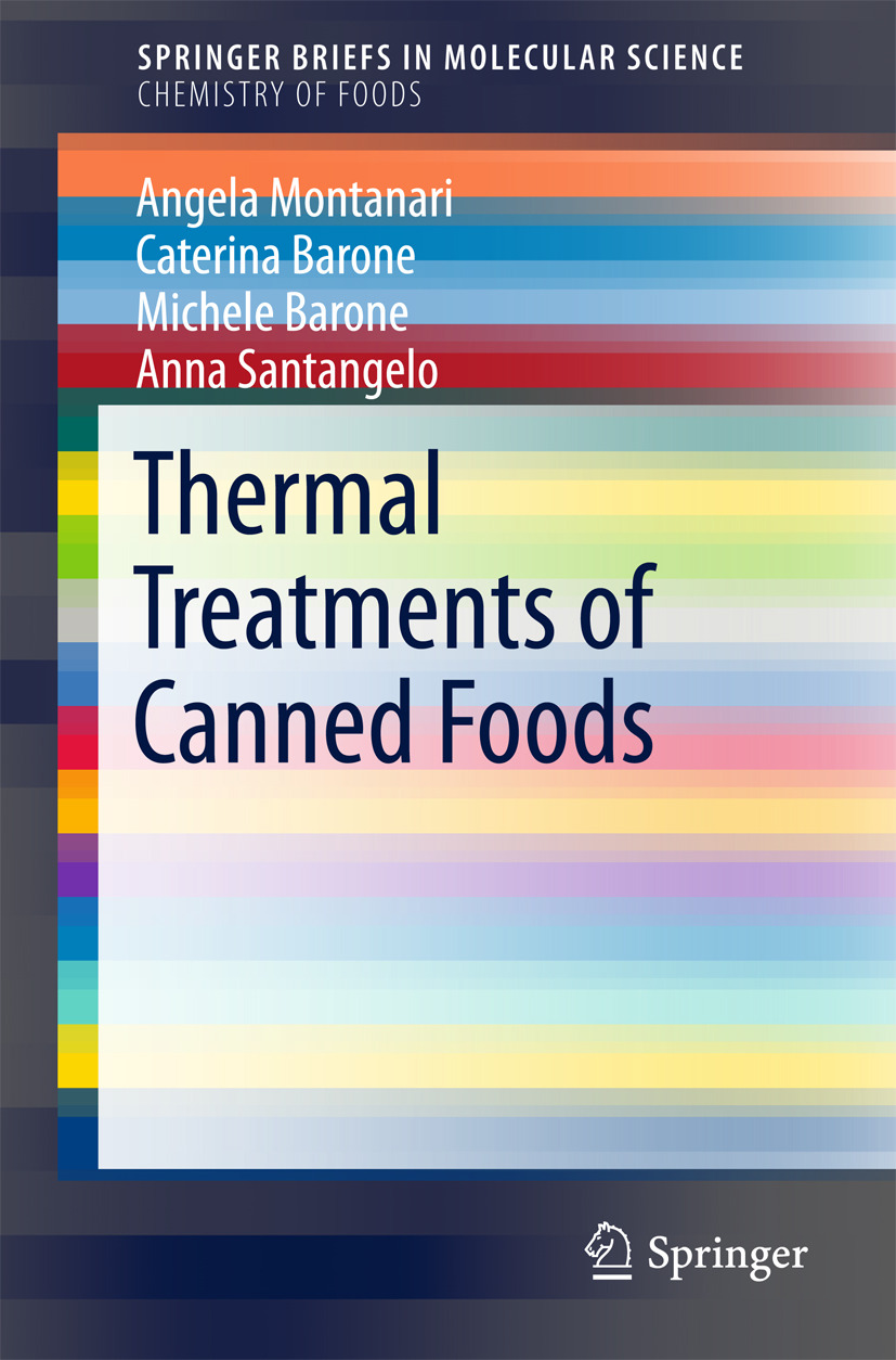 Barone, Caterina - Thermal Treatments of Canned Foods, ebook
