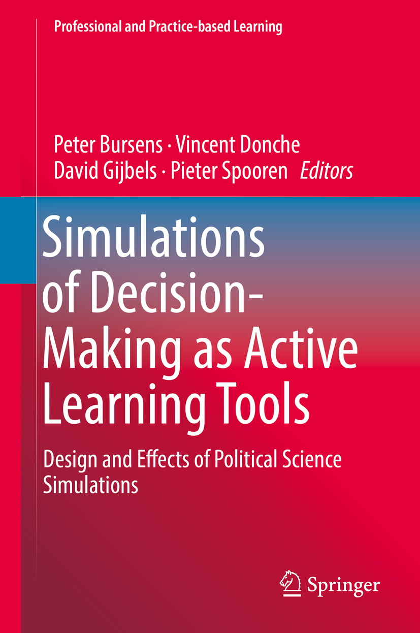 Bursens, Peter - Simulations of Decision-Making as Active Learning Tools, ebook