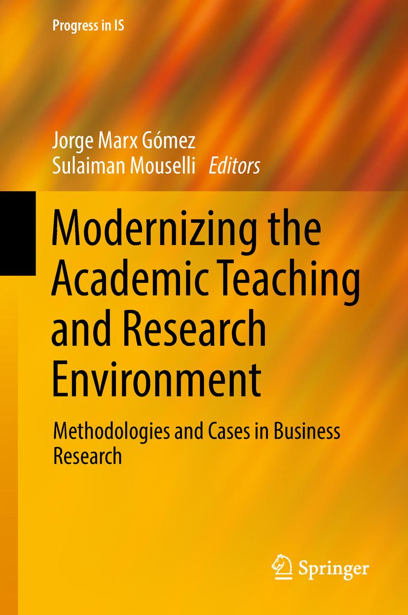 Gómez, Jorge Marx - Modernizing the Academic Teaching and Research Environment, ebook