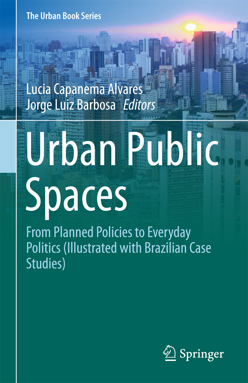 Alvares, Lucia  Capanema - Urban Public Spaces, ebook