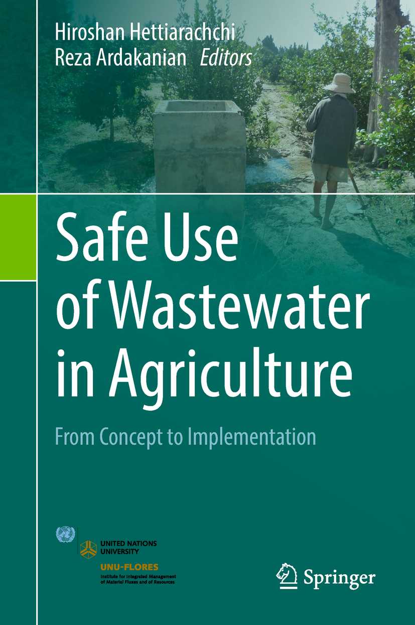 Ardakanian, Reza - Safe Use of Wastewater in Agriculture, ebook