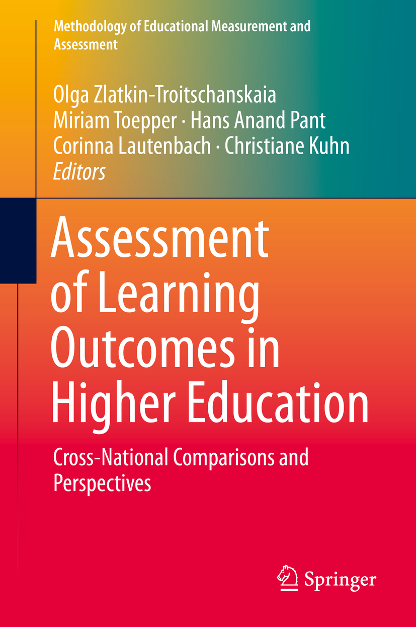 Kuhn, Christiane - Assessment of Learning Outcomes in Higher Education, ebook
