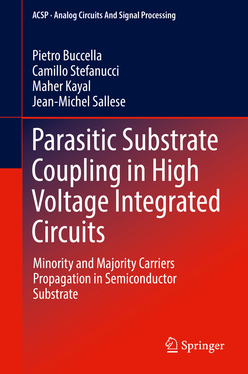 Buccella, Pietro - Parasitic Substrate Coupling in High Voltage Integrated Circuits, ebook