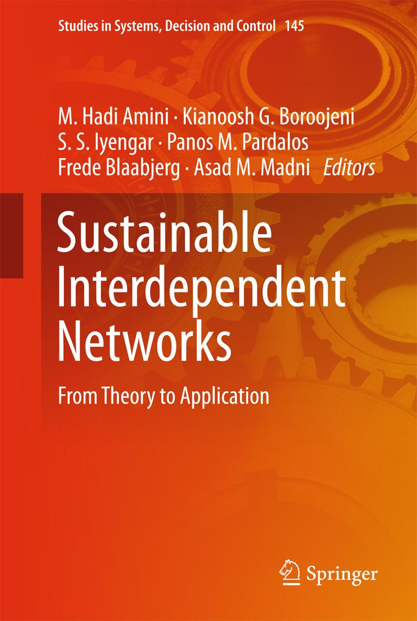 Amini, M. Hadi - Sustainable Interdependent Networks, ebook