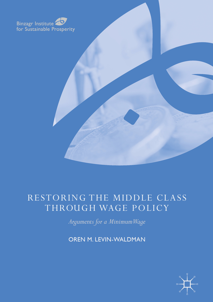 Levin-Waldman, Oren M. - Restoring the Middle Class through Wage Policy, ebook