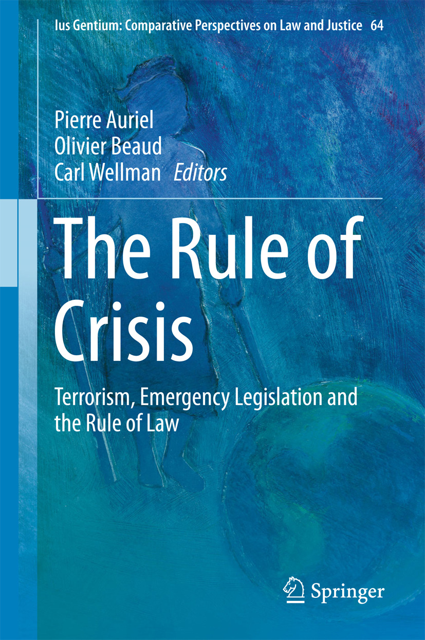 Auriel, Pierre - The Rule of Crisis, ebook