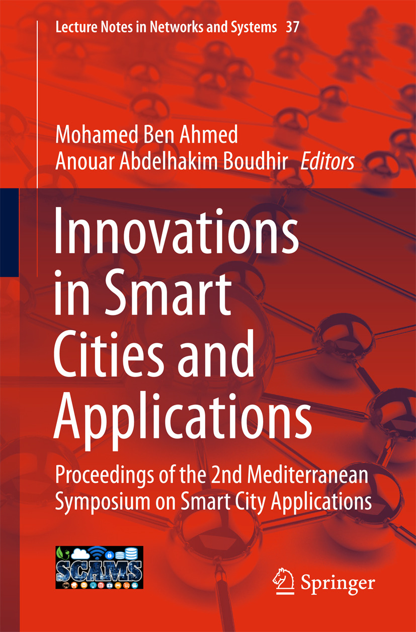Ahmed, Mohamed Ben - Innovations in Smart Cities and Applications, e-bok