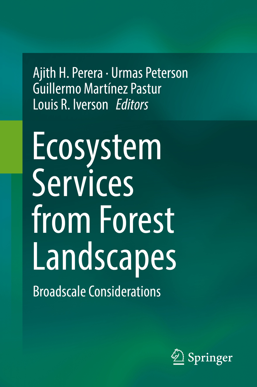Iverson, Louis R. - Ecosystem Services from Forest Landscapes, ebook
