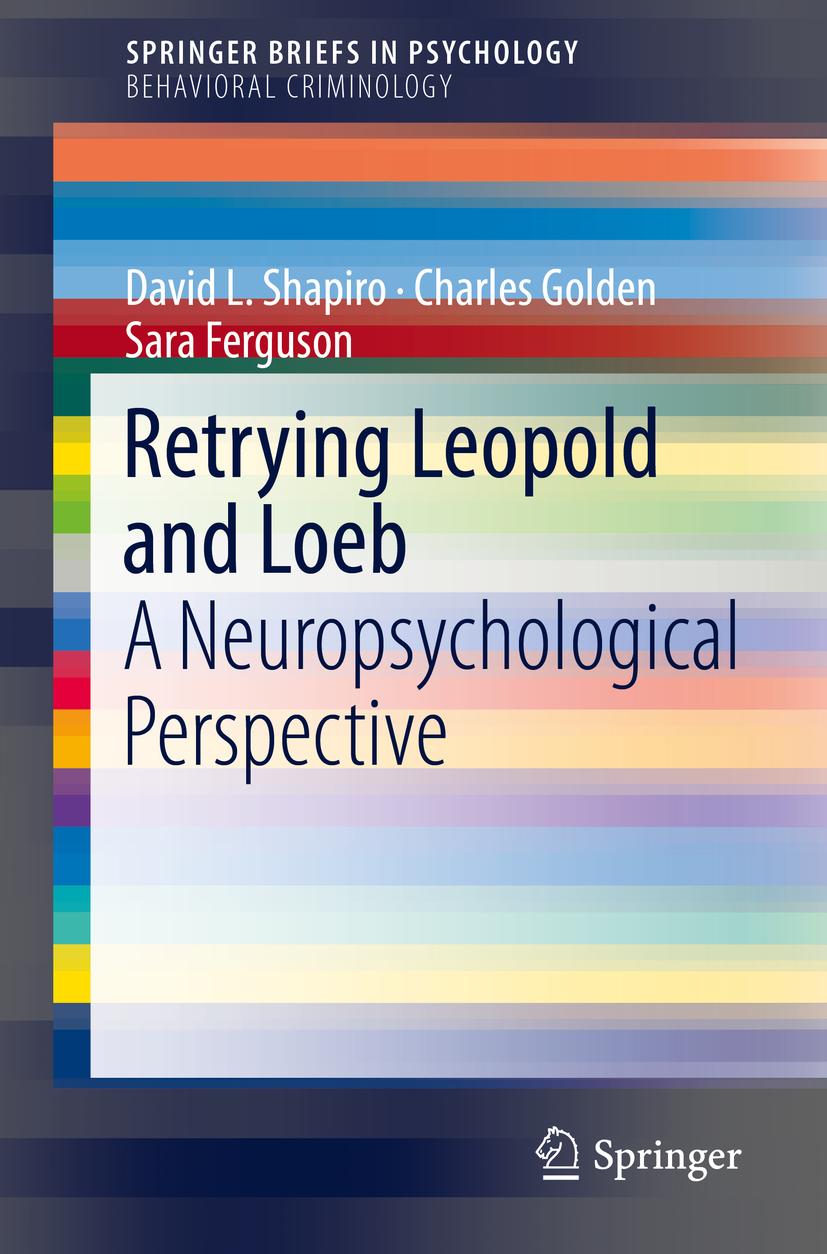 Ferguson, Sara - Retrying Leopold and Loeb, ebook