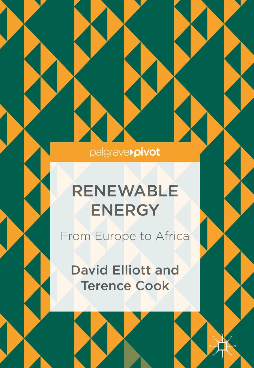 Cook, Terence - Renewable Energy, ebook