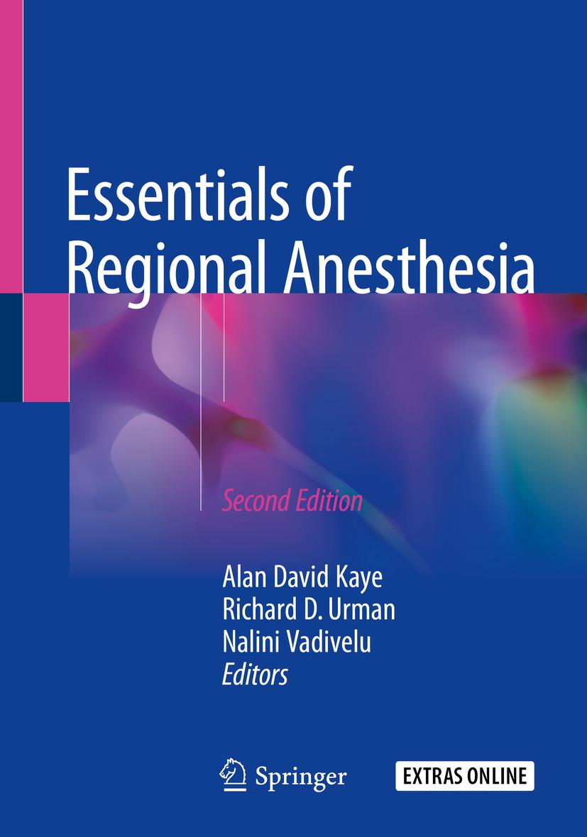 Kaye, Alan David - Essentials of Regional Anesthesia, ebook
