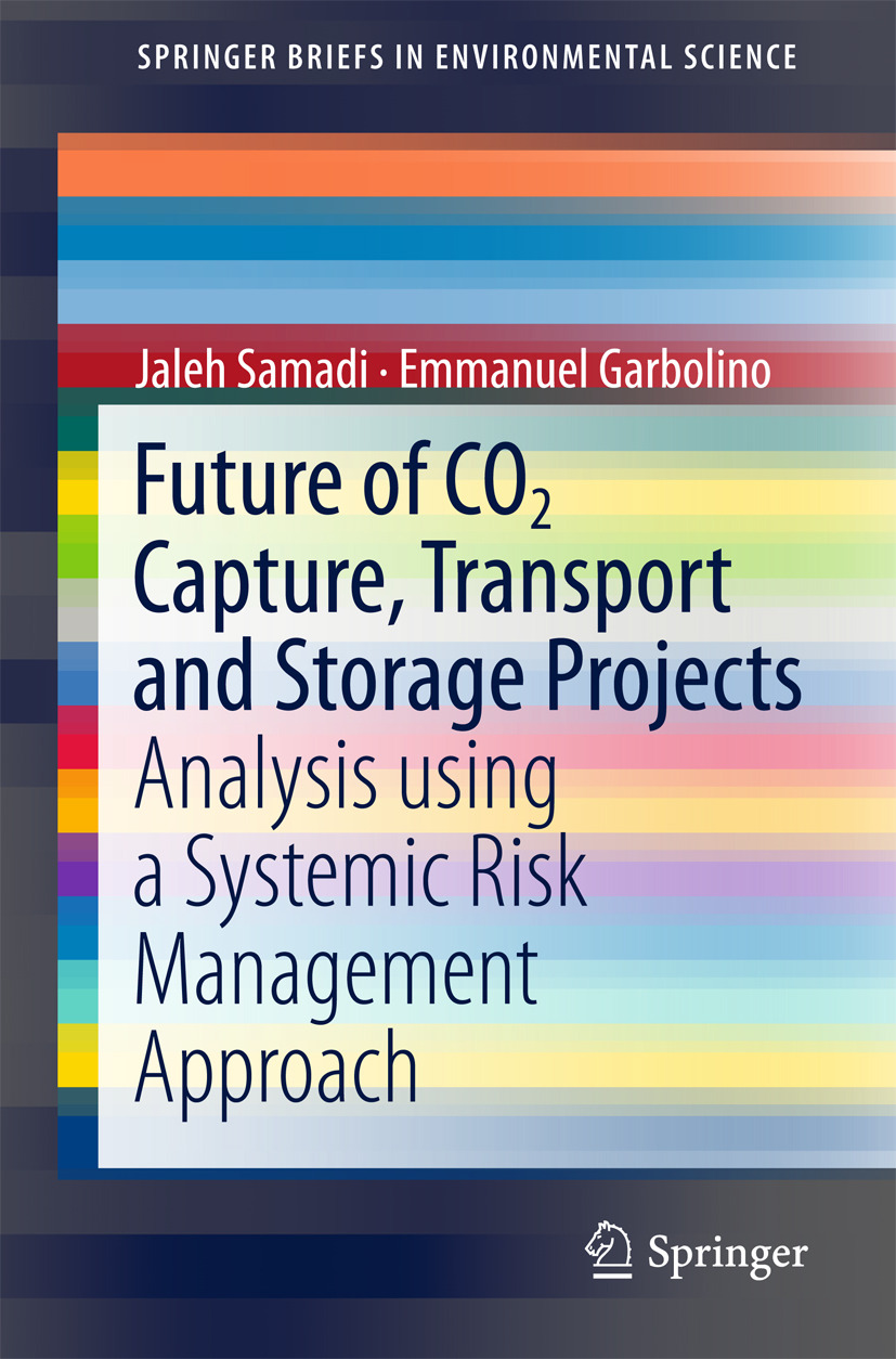 Garbolino, Emmanuel - Future of CO2 Capture, Transport and Storage Projects, ebook